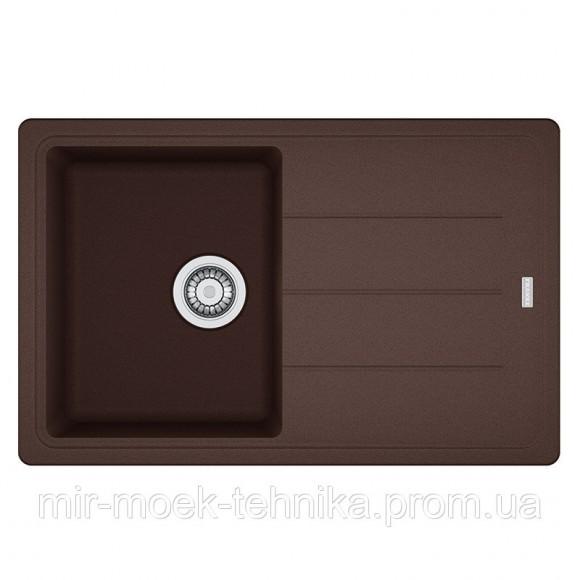 BFG 611-78 обор фраграніт шоколад в 3 і сифон у комплекті