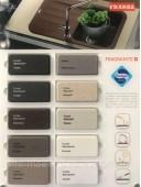 BSG 611-78 кухонна мийка Franke обор фраграніт бежевий в 3 і сифон у комплекті