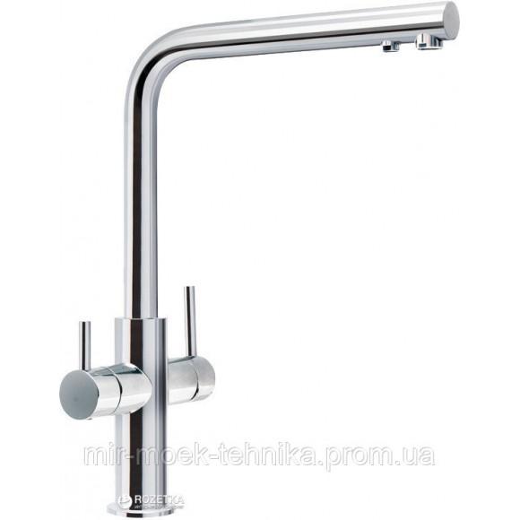 Кухонный смеситель Franke Neptune clear water хром 1150370689