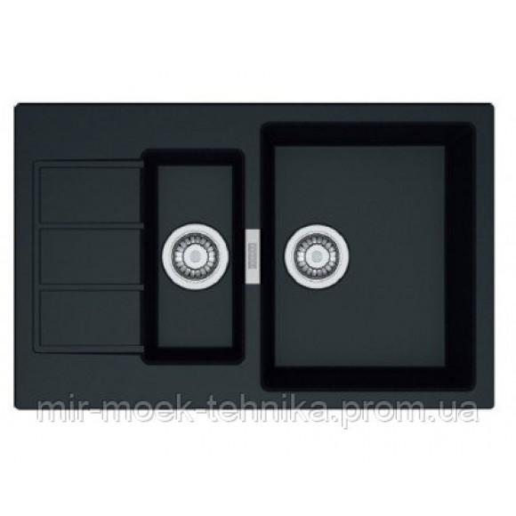 SID 651-78 обор тектонайт чорний ве 3 і сифон у комплекті