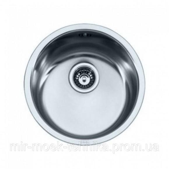 Врезная круглая кухонная мойка FRANKE RAMBLA RBX 110-38 1220060328