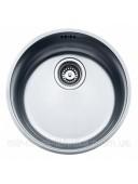 Врезная круглая кухонная мойка Franke RAMBLA RAX 610-38І 1010381767