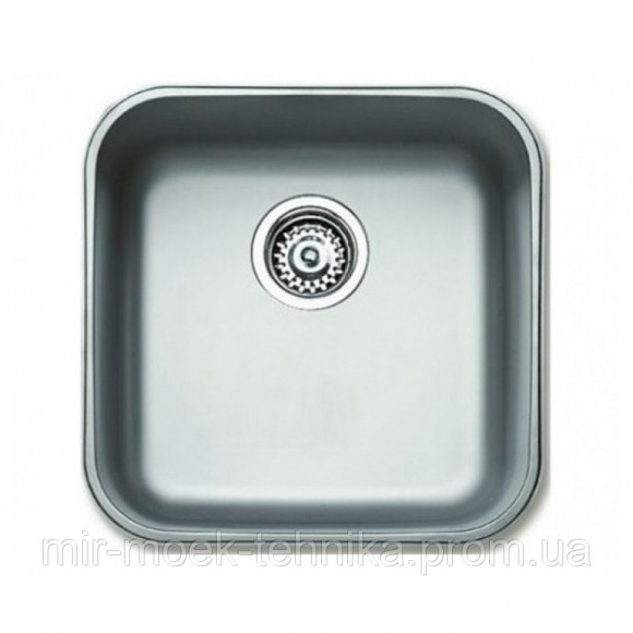 Кухонная мойка Teka BE 4040 18 10125005 нержавеющая сталь