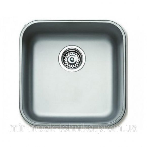 Кухонная мойка Teka BE 4040 25 10125021 нержавеющая сталь