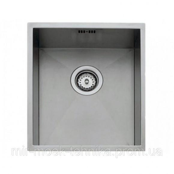 Кухонная мойка Teka BE LINEA 3440 R15 10125125 нержавеющая сталь
