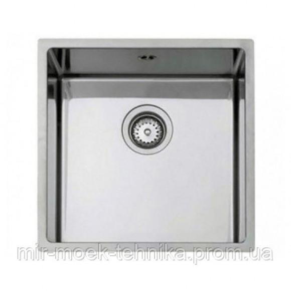 Кухонная мойка Teka BE LINEA 4040 R15 10125124 нержавеющая сталь