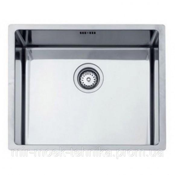 Кухонная мойка Teka BE LINEA 4540 R15 10125133 нержавеющая сталь