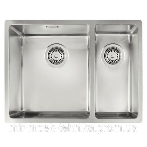 Кухонная мойка Teka BE LINEA R15 2B 580 10125167 нержавеющая сталь