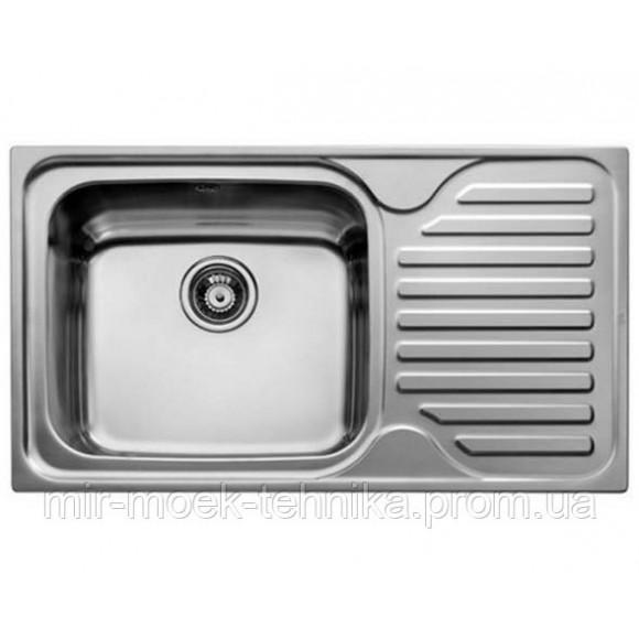Кухонная мойка Teka CLASSIC MAX 1B 1D RHD 11119200 нержавеющая сталь