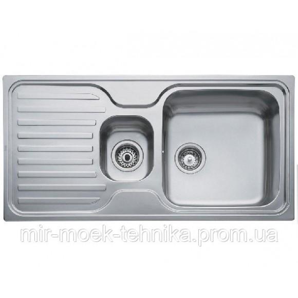 Кухонная мойка Teka Classic 1 12 B 1D 10119053 микротекстура