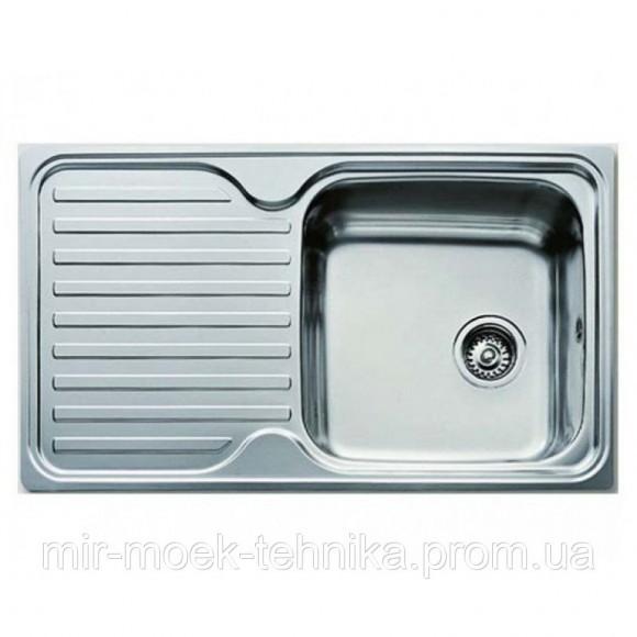 Кухонная мойка Teka CLASSIC 1B 1D 10119056 нержавеющая сталь