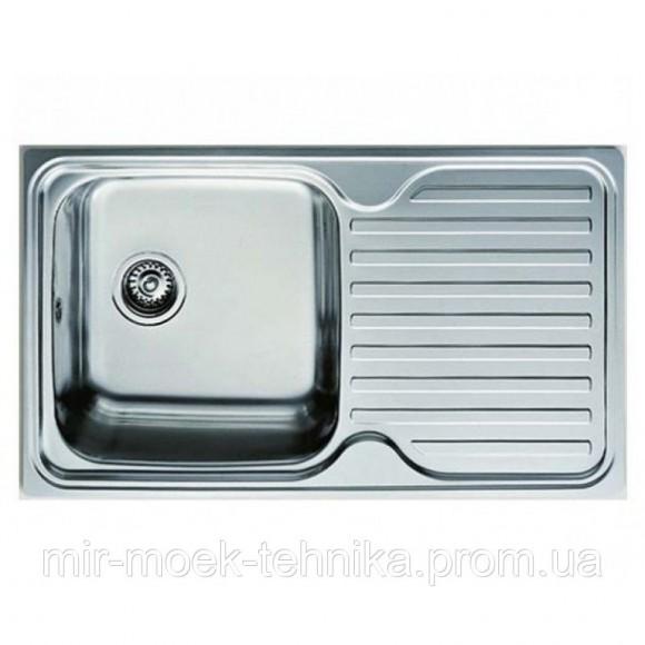 Кухонная мойка Teka CLASSIC 1B 1D 10119057 нержавеющая сталь Микротекстура