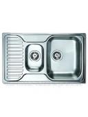 Кухонная мойка Teka PRINCESS 800500 30000172 нержавеющая сталь