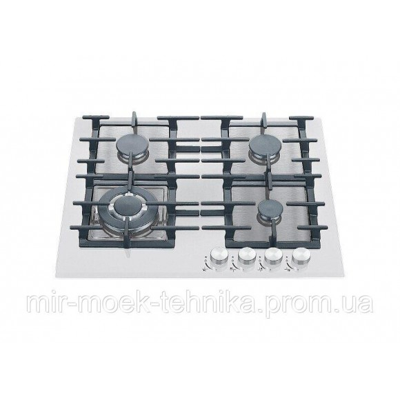Варочная панель газовая Fabiano FHG 14-44 GH-T White glass