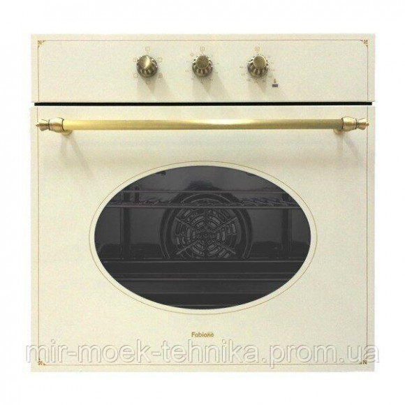 Духовый шкаф Fabiano FBO-R 41 Ivory 02
