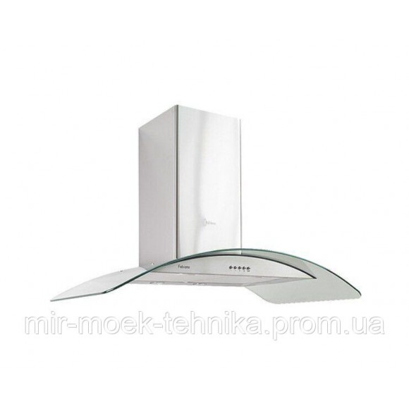 Декоративная кухонная вытяжка Fabiano Arco-B 60 Inox