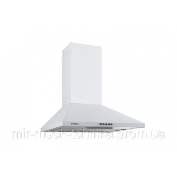 Купольная кухонная вытяжка Fabiano Base 60 White