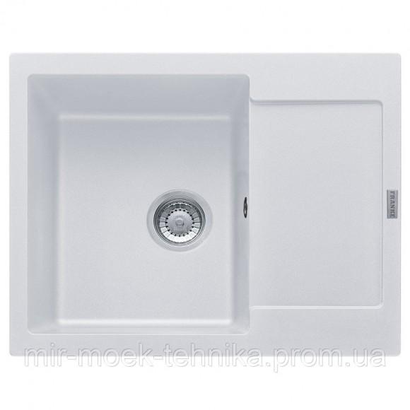 Кухонная мойка Franke Maris MRG 611-62 1140381002 белый