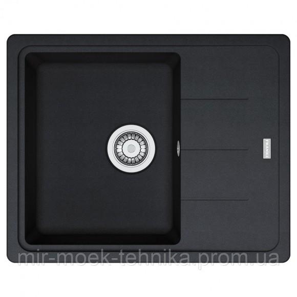 Кухонная мойка Franke Basis BFG 611-62 1140272580 оникс