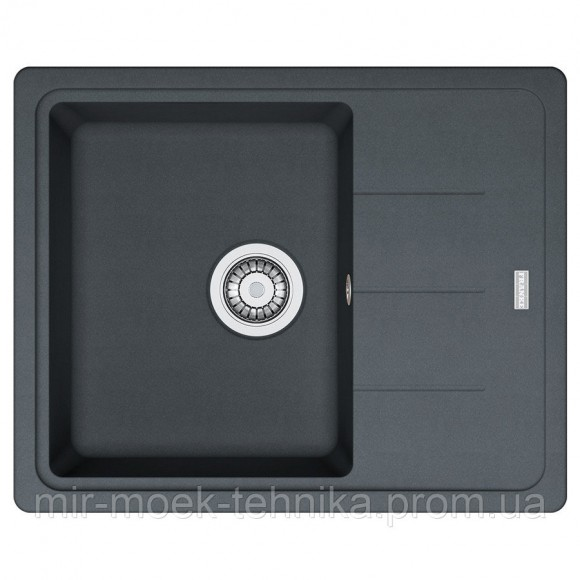 Кухонная мойка Franke Basis BFG 611-62 1140272591 графит