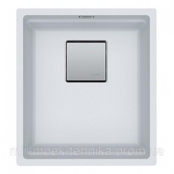 Кухонная мойка Franke Kubus 2 KNG 110-37 1250517106 белый