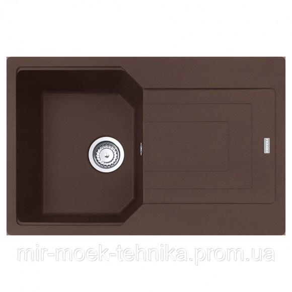 Кухонная мойка Franke Urban UBG 611-78 1140574938 шоколад