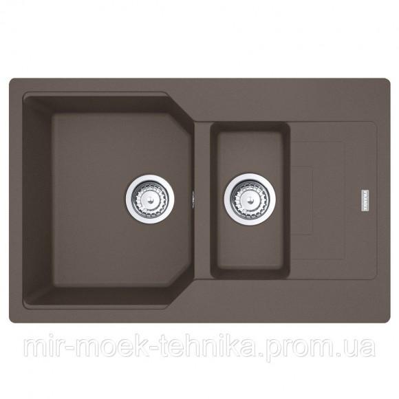 Кухонная мойка Franke Urban UBG 651-78 1140574993 шторм