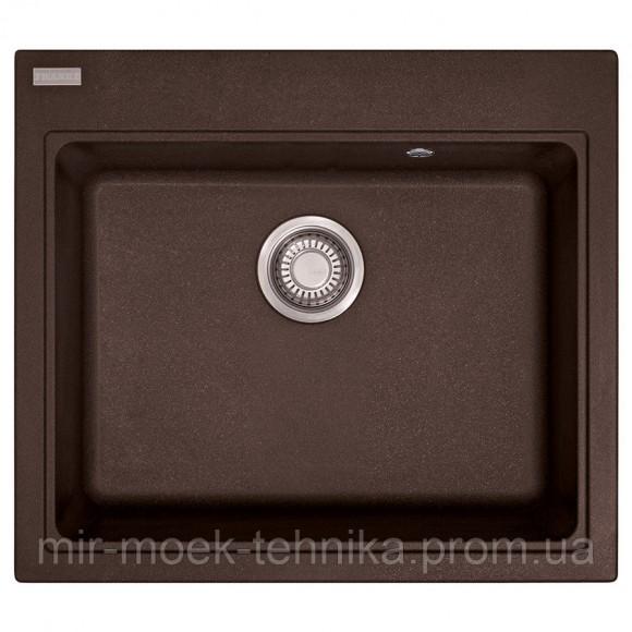 Кухонная мойка Franke Maris MRG 610-58 1140502829 шоколад