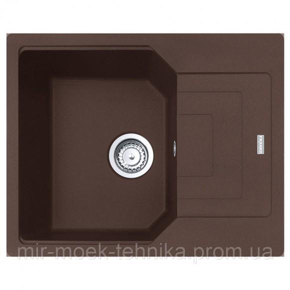 Кухонная мойка Franke Urban UBG 611-62 1140574949 шоколад