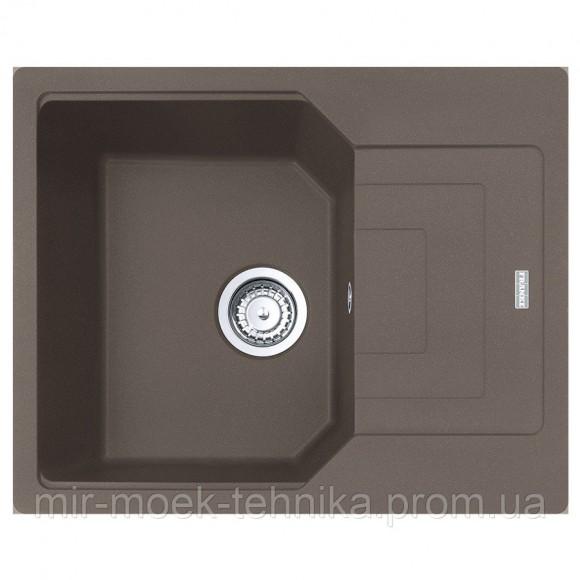 Кухонная мойка Franke Urban UBG 611-62 1140574956 шторм