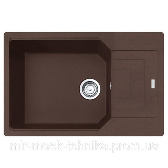Кухонная мойка Franke Urban UBG 611-78 XL 1140574976 шоколад