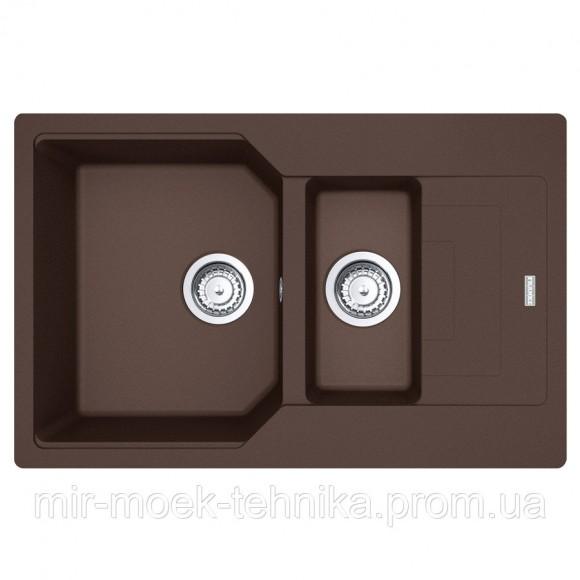 Кухонная мойка Franke Urban UBG 651-78 1140574986 шоколад