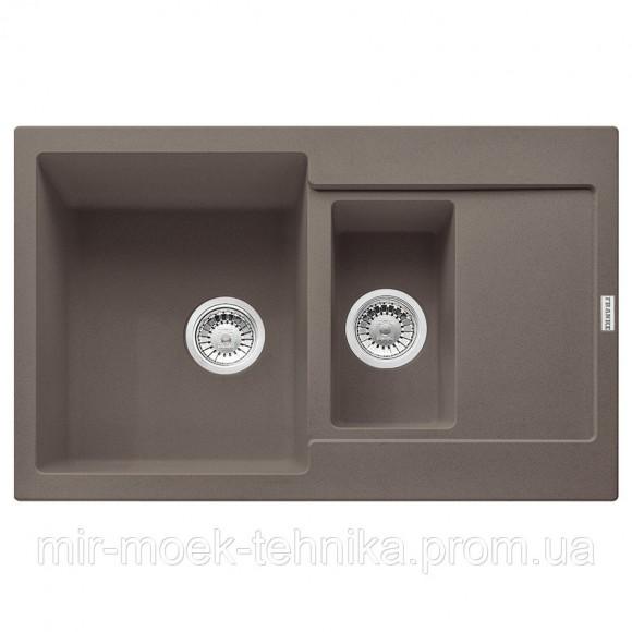 Кухонная мойка Franke Maris MRG 651-78 1140381018 шторм