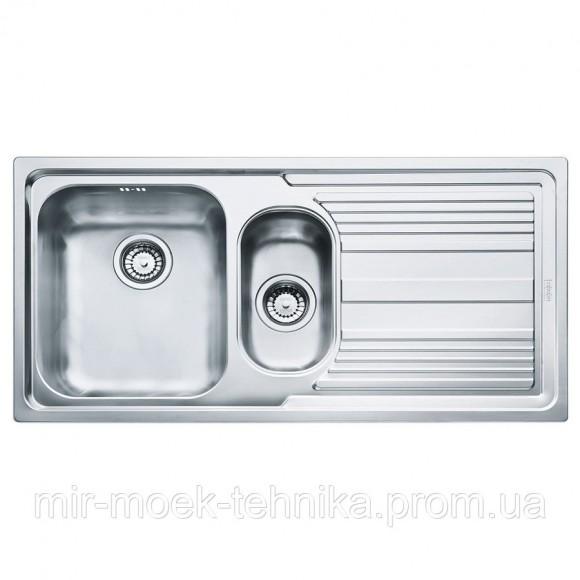 Кухонная мойка Franke Logica line LLL 651 1010381837 декор