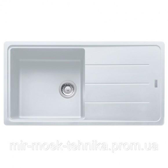 Кухонная мойка Franke Basis BFG 611-97 1140363934 белый