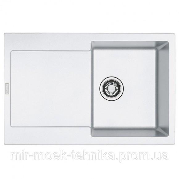 Кухонная мойка Franke Maris MRG 611 1140306816 белый