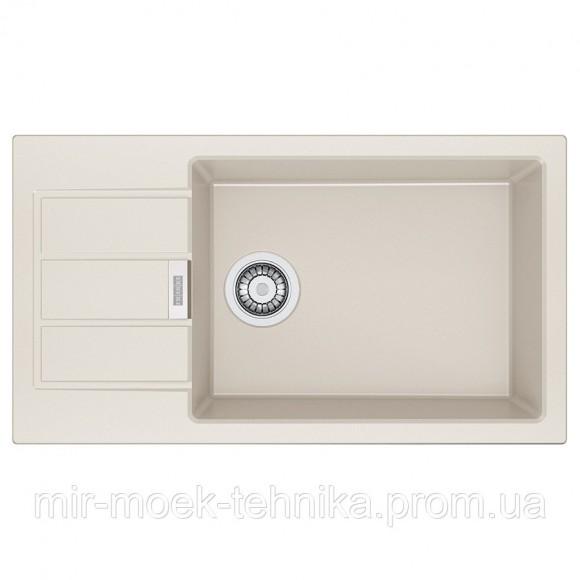 Кухонная мойка Franke Sirius SID 611-78 XL Slim 1140497983 маскарпоне