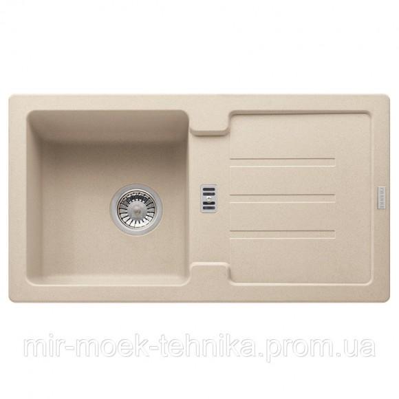 Кухонная мойка Franke Strata STG 614-78 1140327909 бежевый
