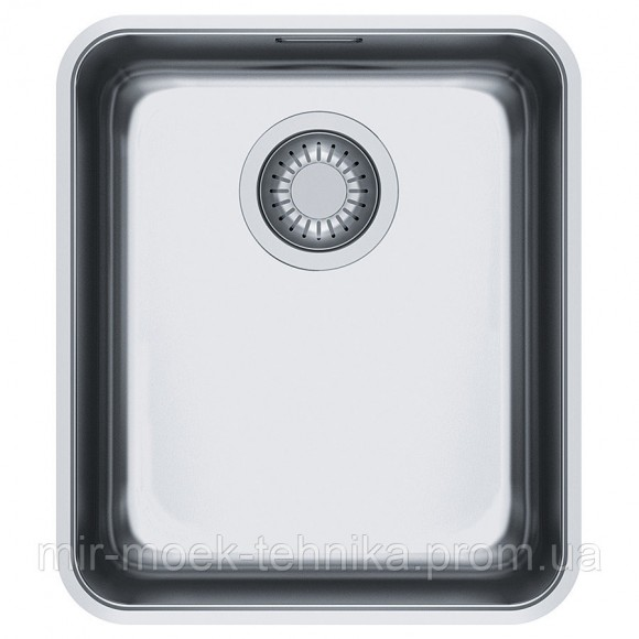 Кухонная мойка Franke Aton ANX 110-34 1220204647 полированная