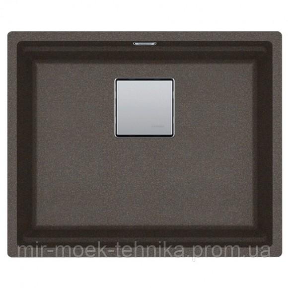 Кухонная мойка Franke Kubus 2 KNG 110-52 Super Metallic 1250598952 медно-серый