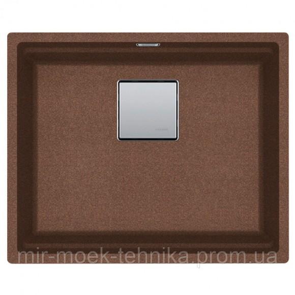 Кухонная мойка Franke Kubus 2 KNG 110-52 Super Metallic 1250598956 медно-золотой