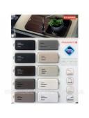 Кухонная мойка Franke Kubus 2 KNG 110-52 Super Metallic 1250599008 жемчужно-серый