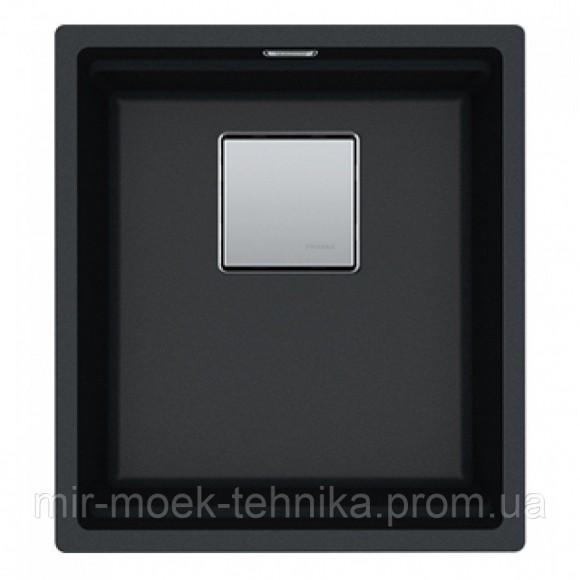 Кухонная мойка Franke Kubus 2 KNG 110-37 1250517104 оникс