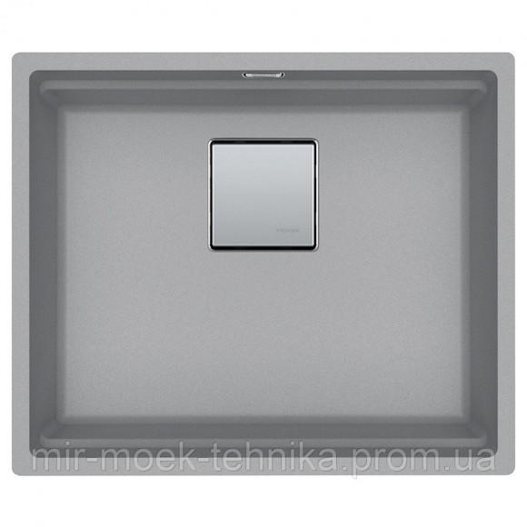 Кухонная мойка Franke Kubus 2 KNG 110-52 1250576309 серый камень