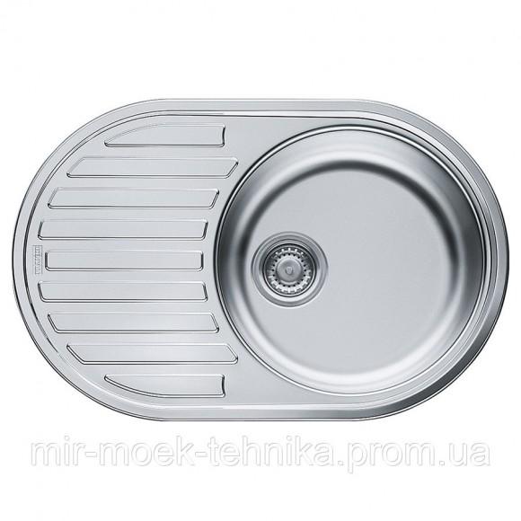 Кухонная мойка Franke Pamira PMN 611i 1010255790 матовая