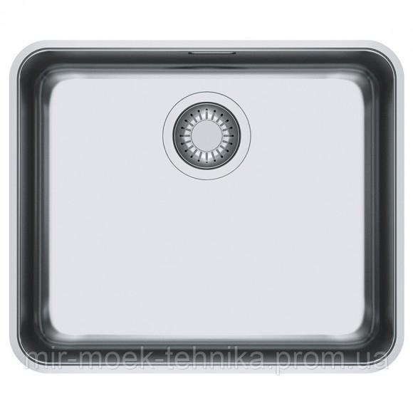 Кухонная мойка Franke Aton ANX 110-48 1220204649 полированная