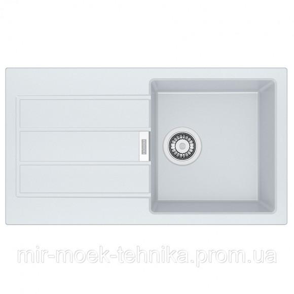 Кухонная мойка Franke Sirius SID 611-78 Slim 1140497958 белый
