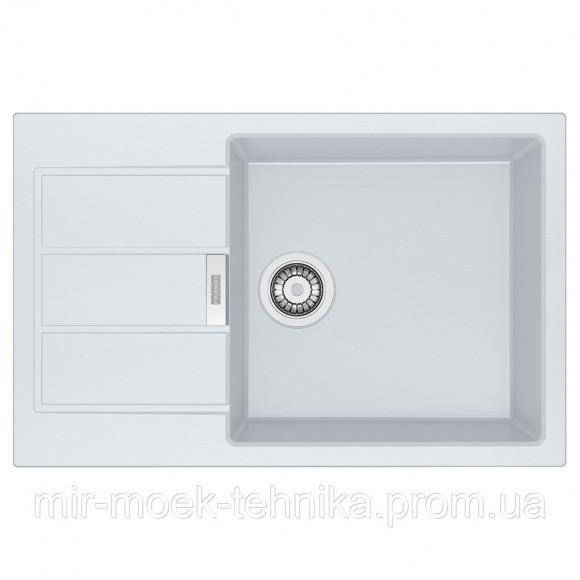 Кухонная мойка Franke Sirius SID 611-78 XL 1140497954 белый