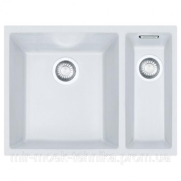 Кухонная мойка Franke Sirius SID 160 1250395612 белый