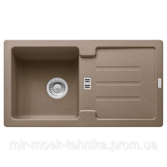 Кухонная мойка Franke Strata STG 614-78 1140327910 миндаль